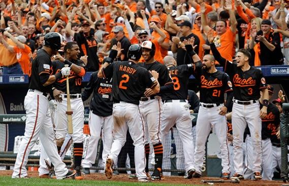 Baltimore es uno de los cuatro equipos que siguen vivos. ||| Foto tomada de kgmi.com