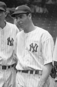 Joe Di Maggio - The Yankee Clipper