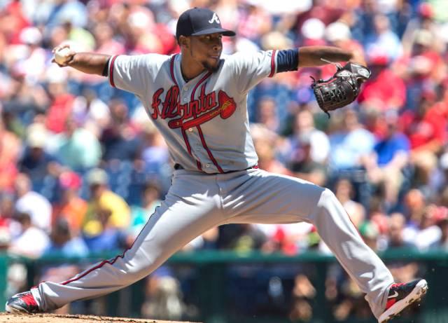 El colombiano Julio Teherán ganó en Philadelphia. /// Foto tomada de timesfreepress.com