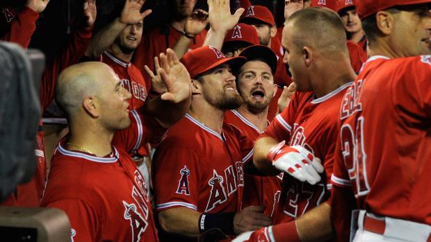 La novena de los Angels la ha pasado muy bien en Minnesota. /// Foto tomada de losangeles.cbslocal.com