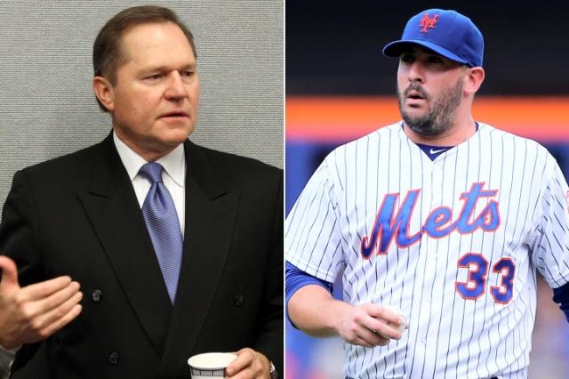 Primero habló Scott Boras, luego Matt Harvey y ratificó lo dicho por su agente. Los Mets en medio de una controversia. /// Foto tomada de nypost.com