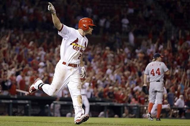 Saint Louis se encuentra 40 juegos por encima de .500. /// Foto tomada de newstribune.com